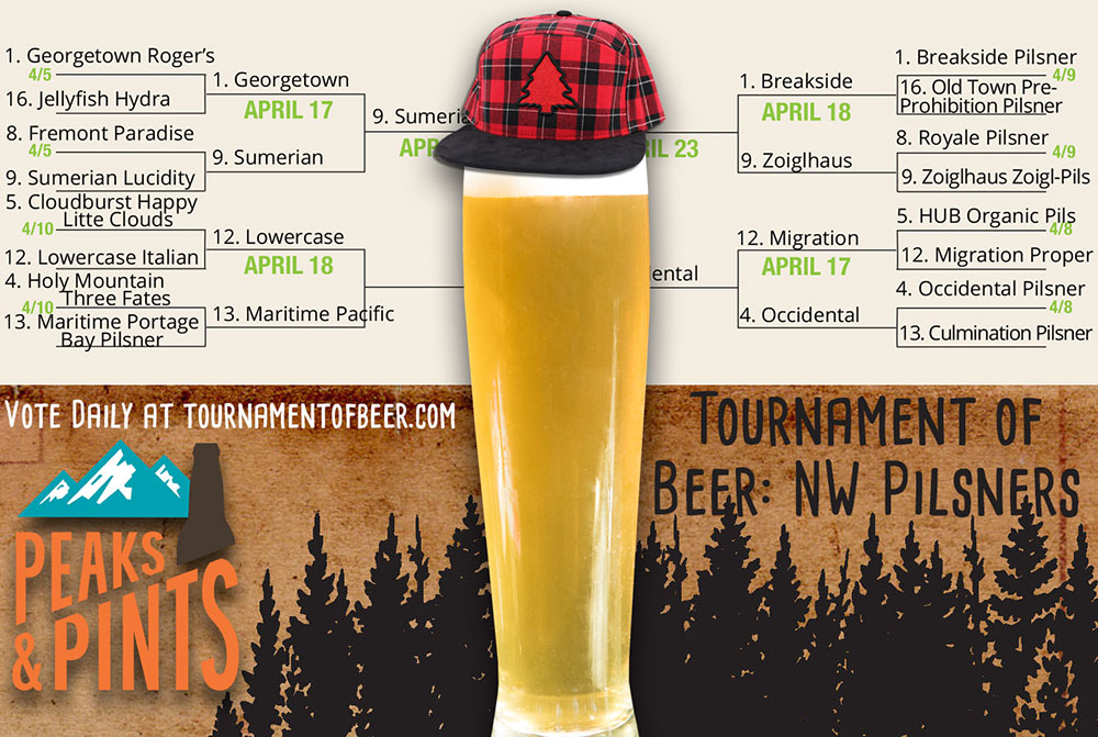 Tournament-of-Beer-Northwest-Pilsners-Second-Round-April-18
