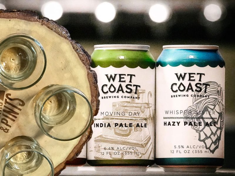 Craft-Beer-Crosscut-5-30-19-Flight-of-Wet-Coast-Brewing