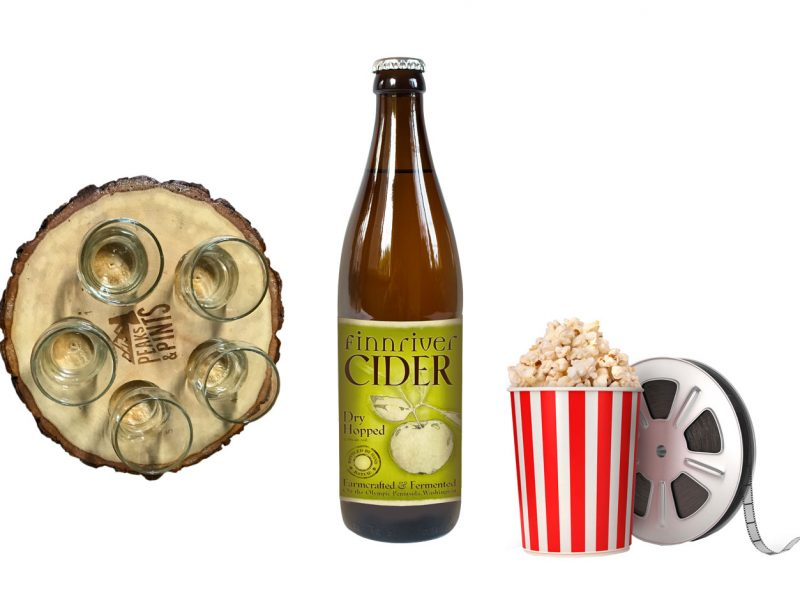 Monday-Cider-Flight-And-A-Movie-The-Art-of-Racing-In-the-Rain