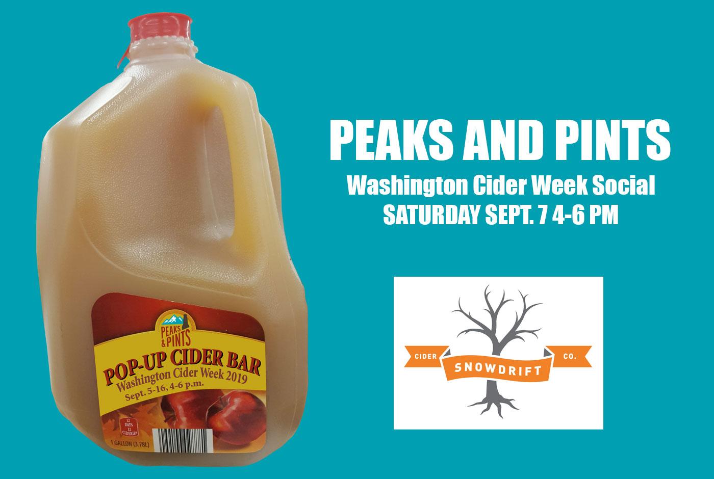 Peaks-and-Pints-Washington-Cider-Week-Social-Snowdrift-Calendar
