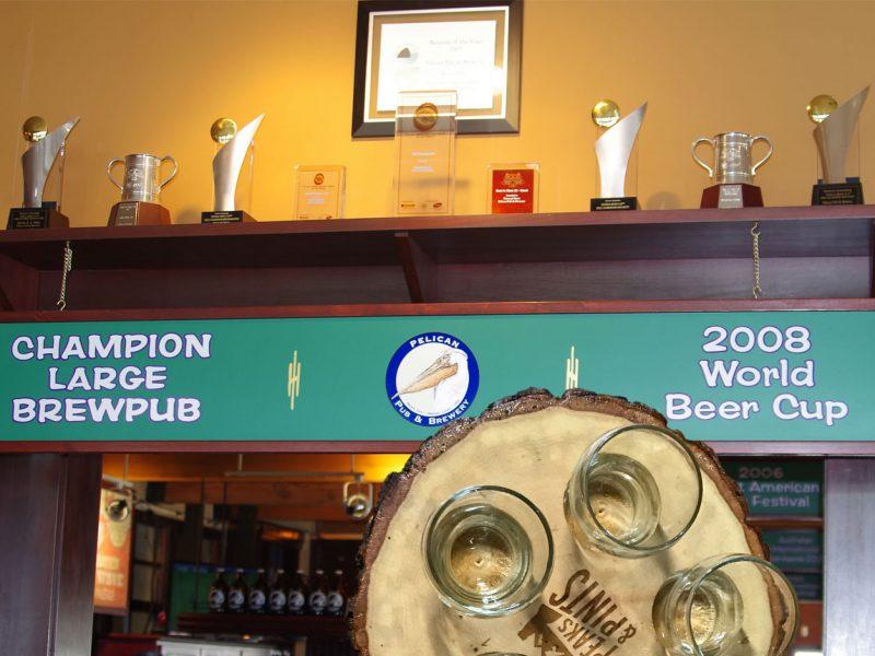 Craft-Beer-Crosscut-10-24-19-Flight-of-Pelican-Brewing