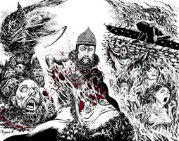 Nightmare-Flayed-Tacoma