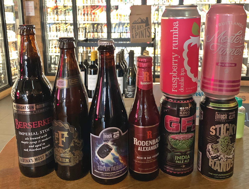 Peaks-and-Pints-New-Beers-In-Stock-3-31-20