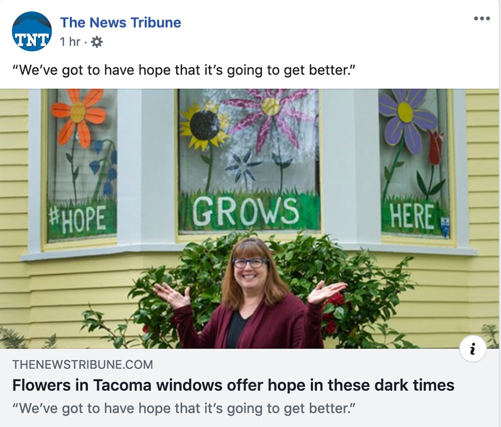 Tacoma-Strong-Flowers-In-Windows