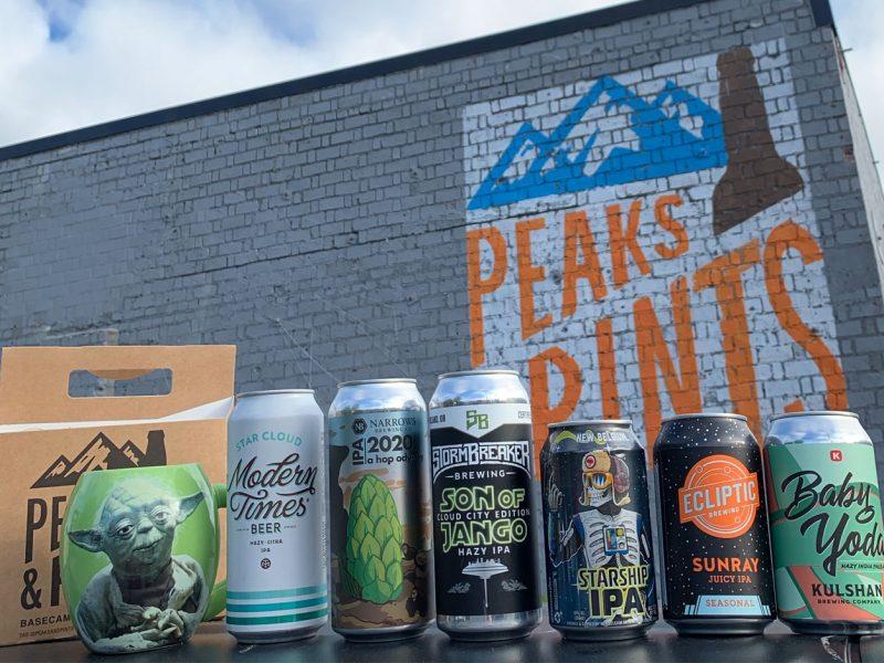 Peaks-and-Pints-Stars-Wars-Beer-Flight-Strikes-Back