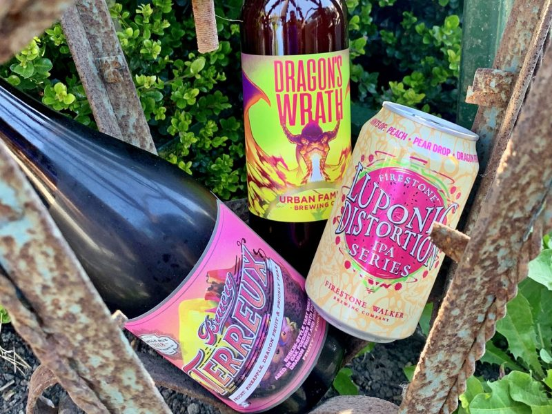 Dragonfruit-beer-tacoma