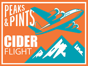 Peaks-and-Pints-Cider-Flight-Tacoma