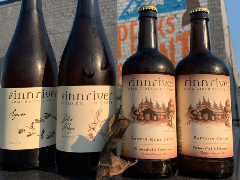 Peaks-and-Pints-2020-Washington-Cider-Week-Flight-Finnriver