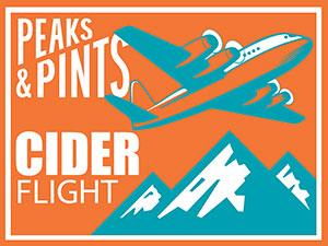 Peaks-and-Pints-Cider-Flight-Tacoma