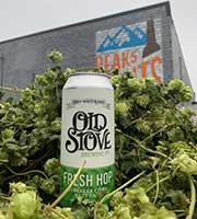 Old-Stove-Citra-Fresh-Hop-Hazy-Pale-Tacoma