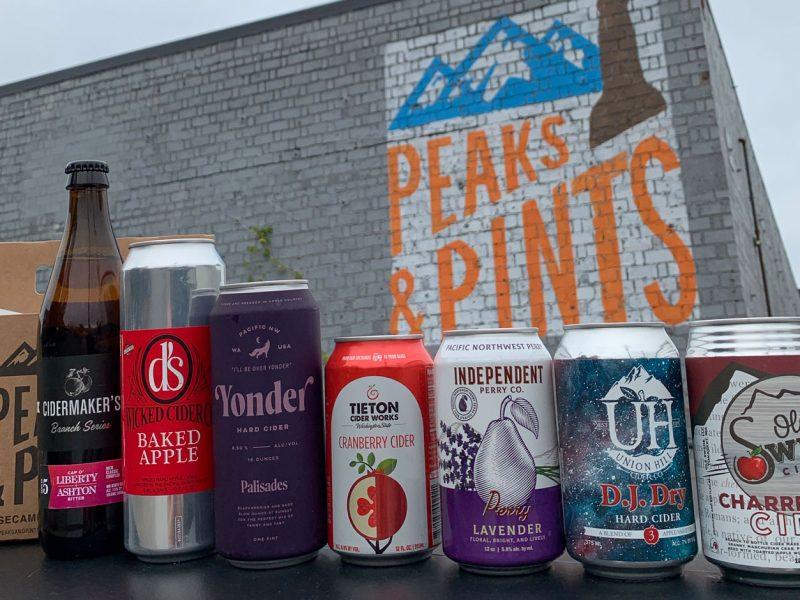 Peaks-and-Pints-Monday-Cider-Flight-Eastern-Washington