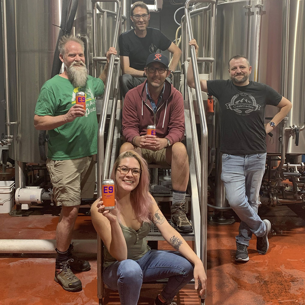 E9-Brewing-Blown-Deadline-IPA-To-Fund-Local-Journalism