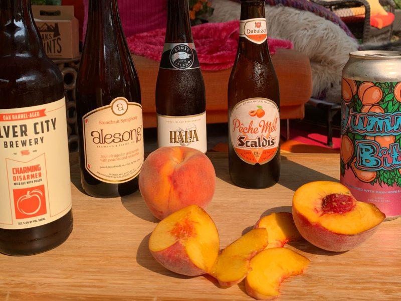 Peach Beer Tacoma